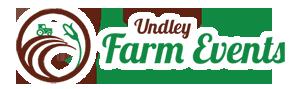 Undley Farm Events Logo